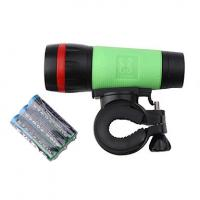 Quality Front LED Bicycle Bike Light Waterproof With AAA Battery for sale