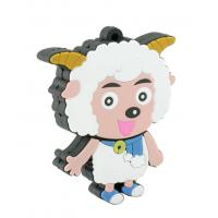 Quality Pleasant Goat Customized Style USB Flash Drive, Cartoon Shape USB Memory Stick for sale