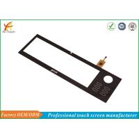 China 2 Mm Cover Lens Smart Home Touch Panel 8 Inch With I2C Interface , 1-5 Touch Points on sale