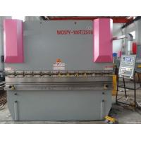 Quality Precision Steel  	Hydraulic Shearing Machine Easy Operation Pipe Bending Machines for sale