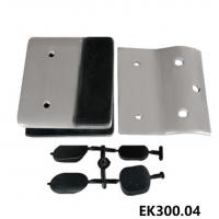 Buy cheap Standard Panel Round Post to Glass Framless -EK300.04 from wholesalers