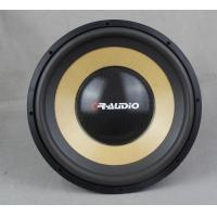 18 Inch Competition Car Subwoofers Neodynium Kevlar Cone Speakers With 3 Voice Coil for sale