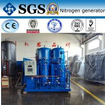 Quality Heat Treatment High Purity PSA Nitrogen Generator / High Pressure Nitrogen Generator for sale
