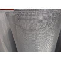 Quality 18 X 16 Mesh Bright Stainless Steel Insect Screen Light Weight With Uniform Finish for sale