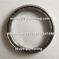 Quality 6.35mm thickness CSXA020 Slim Section Bearing Four Point Contact Bearing for sale