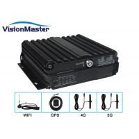 Quality SD Card Car Surveillance Dvr , 720p Channel Mobile Dvr Linux Operating System for sale