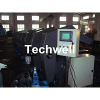 Quality High-tech Hydraulic CNC Slitter and Folder Machine For 0.3 - 1.5mm Thickness for sale