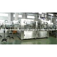 Quality Reliable Machinery Juice Filling Machine/Line (CGFR) for sale