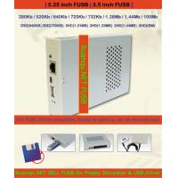 China FloppyUSB-FUSB-IU-F144-1 FOR BROTHER BAS-410 embroidery machine From Ruanqu.NET Welkin on sale