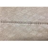 Quality Waterproof Leather Fabric For Handbags High Elasticity Hydrolysis Resistance for sale