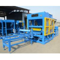 Quality Color Customized QT8-15 Fully Automatic Hydraulic Interlocking Block Making Machine for sale for sale
