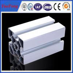 Quality t-slot aluminum extrusion, aluminum profile extrusion for sale