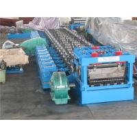 Buy cheap 110KW 3 - 6mm thickness Silo Roll Forming Machinery Transmission Table from wholesalers