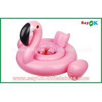 Quality Funny Swan Unicorn Inflatable Water Toys Kids Inflatable Boat For Lake for sale