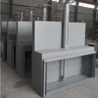 China Plug - In Electric Isolation Damper Door With Opens And Closes Flexibly on sale