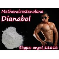 Quality Bodybuilding White Powder Methandrostenolone Dianabol 72-63-9 Dianabol for sale