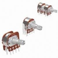 China 16mm Standard Size Rotary Potentiometer, Various Specifications are Available on sale