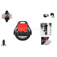 Quality Bigger peddle 60V 172WH Self Balancing Electric Unicycle scooter with better climbing ability for sale