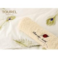 Quality Environmentally Cotton 5 Star Bath Towels Hotel Bath Sheets for sale
