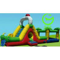 Quality Hot selling  inflatable obstacle course  with 24months warranty GT-OBS-0501 for sale