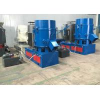 China SGS Certification Plastic Pet Granules Making Machine Stainless Steel Low Noise on sale