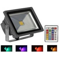 Quality 20 Watt RGB LED Flood Light Wall Washer Fixtures Energy Saving for sale