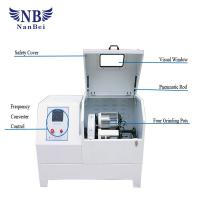 Quality Laboratory Ball Mill Smallest Granule Reaches 0.1μM Output Granularity for sale