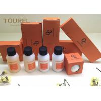 Buy Professional Hotel Bathroom Amenities Sets / Hotel Guest Amenities at wholesale prices
