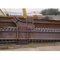 Commercial Building Structural Steel Beams Weld Q235b / Q345b Heavy Type for sale