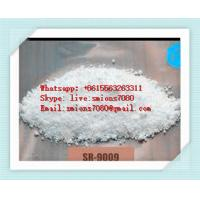 Quality Fat Burning Pharmaceutical Raw Materials SARMS Powder SR9009 CAS 1379686-30-2 for sale