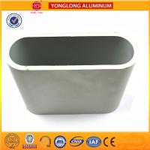 China Custom Standard Extruded Aluminum Hollow Profile / Aluminium Door FrameProfile on sale