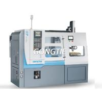 Quality CNC lathe with picking woking pieces for sale