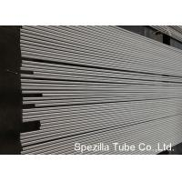 Quality SUS 304 316 Stainless Steel Heat Exchanger Tube 20 ft Length Annealed & Pickled for sale