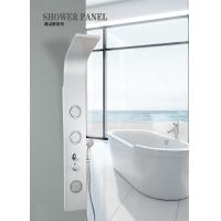 Quality Aluminum Alloy Bathroom Shower Panels for sale
