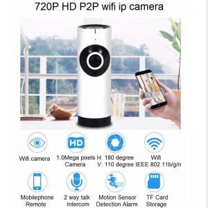 Buy EC2 Mini 180° Panorama Camera Wireless WIFI P2P IP Night Vision Home Security at wholesale prices