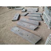 Quality High Cr Wear-Resistant Castings Iron Chute Lining For Grinding Mill for sale