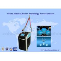 China Professional Multifunction PicoSure 755nm Laser tattoo acne scar removal machine on sale