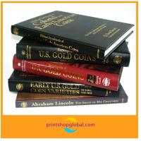 China OEM high quality Hardback Books printing service with competitive price on sale