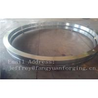 Quality Stainless Steel X15CrNi25-21 1.4821 Forged Rings Flange Cylinder Finish Machining SA182- F310 for sale
