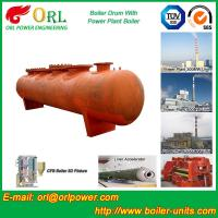 Buy SA516GR70 Steel steam boiler mud drum ASME at wholesale prices