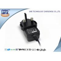 Quality UK 12V 1A Universal Wall Mount Power Adapter / Speaker Universal AC DC Adapters for sale