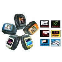 Quality DVW009 1.5 inch LCD Colors Screen with Camera Camcorder Spy Camera Watch DVR for sale
