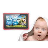 Quality Portable A33 Quad Core Kid Learning Tablet HD TFT Touch Screen with Android System for sale