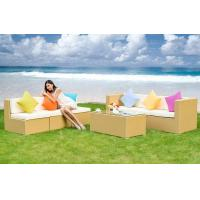 Quality rattan outdoor furniture cheap goods from china for sale