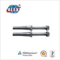 Quality Shinning Anchor Bolt with Nut Zinc Plated Special Fastener for sale