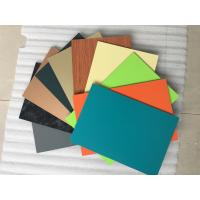 Quality Glossy Black / White Aluminum Clad Insulation Panels With Wind - Pressure Resistance for sale