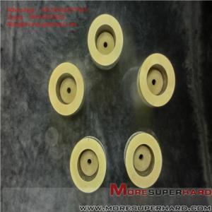 Quality Glass edge grinding machine polishing wheel Alisa@moresuperhard.com for sale