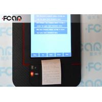 Quality 8 - Inch True Color Touch Screen FCAR F3 - W Scanner Tool Auto Support Almost all OBD - II for sale