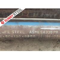 Quality ASTM A335 P9 Alloy Steel Pipes for sale