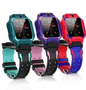 Quality One Key SOS Dual Camera HS6620 Kids Touch Screen Smartwatch for sale
